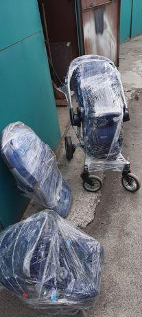 Детская коляска Graco Simbio 3в1