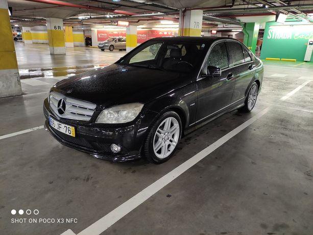 Mercedes C250 cdi AMG nacional