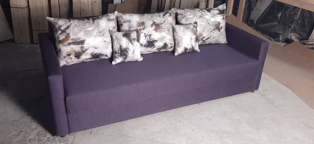"""Диван еврокнижка """"ZIKO"""" для ежедневного сна. Двухспальный диван."""