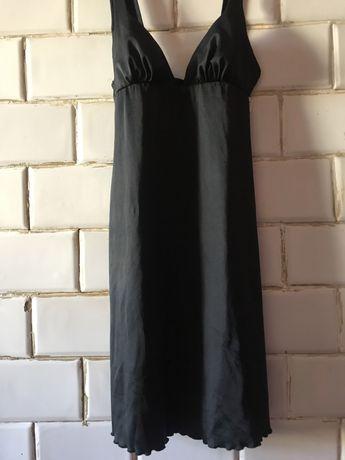 Sukienka plazowa Emporio Armani