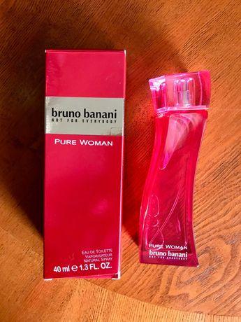 Туалетная вода Bruno Banani Pure Woman оригинал 40 ml