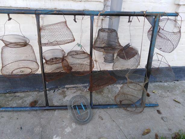 Садок для рыбы СССР