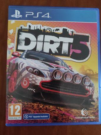 Jogos PS4 Dirt 5