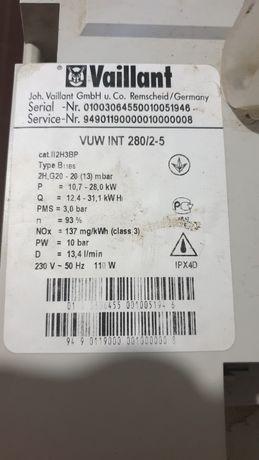 газовый котел вайлант дымоходный 280 2-5 Vaillant