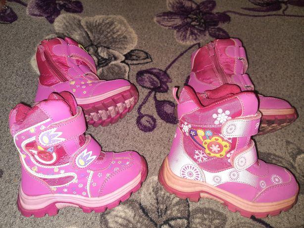 Сапожки, сапоги , ботинки зимние
