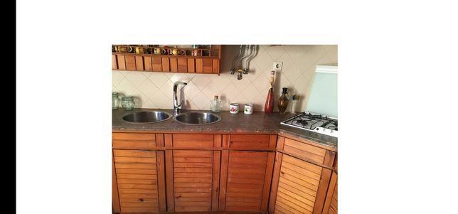 Cozinha completa, armários e outros