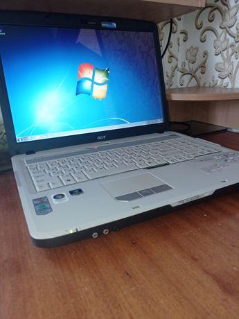 Ноутбук Acer Aspire 7520G, AMD Turion 64x2 TL58/ GeForce 8400М