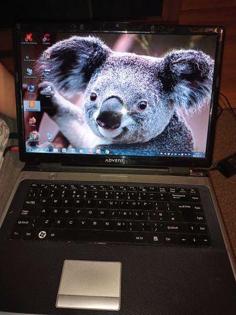 Laptop Advent  Windows 7