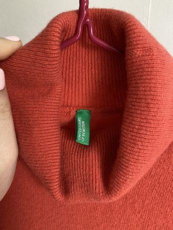 Шерстяний светр Benetton