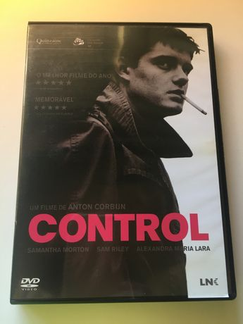 Control - Ian Curtis / Joy Division DVD