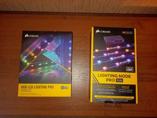 Светодиодные ленты Corsair RGB LED PRO