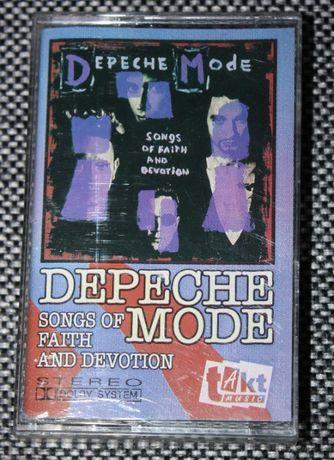 Kaseta magnetofonowa Depeche Mode – Songs Of Faith And DEVOTION