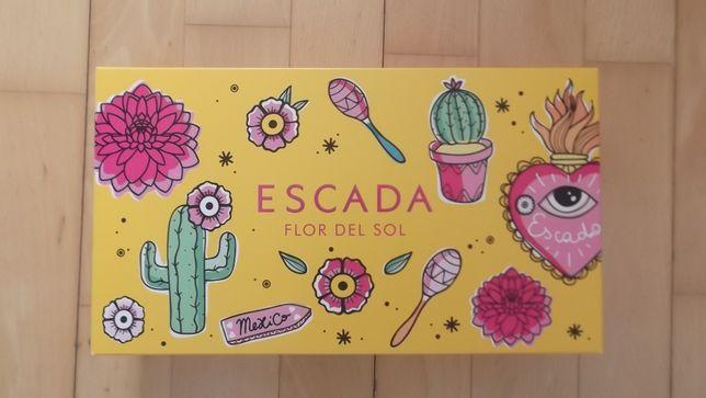 Conjunto EDT e Pochete Flor Del Sol da ESCADA