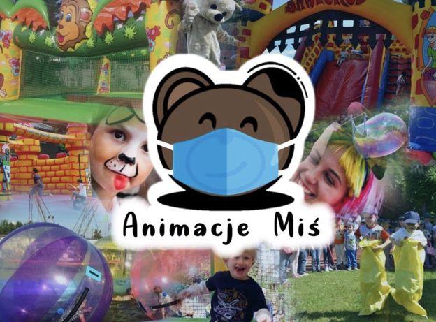 Animacje dla dzieci! Wynajem Dmuchańców
