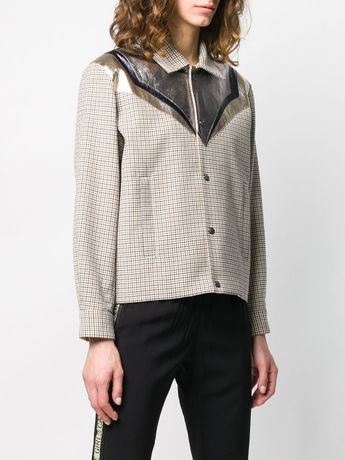 Куртка жакет клетка Zadig&Voltaire оригинал стиль Chanel Gucci Dior