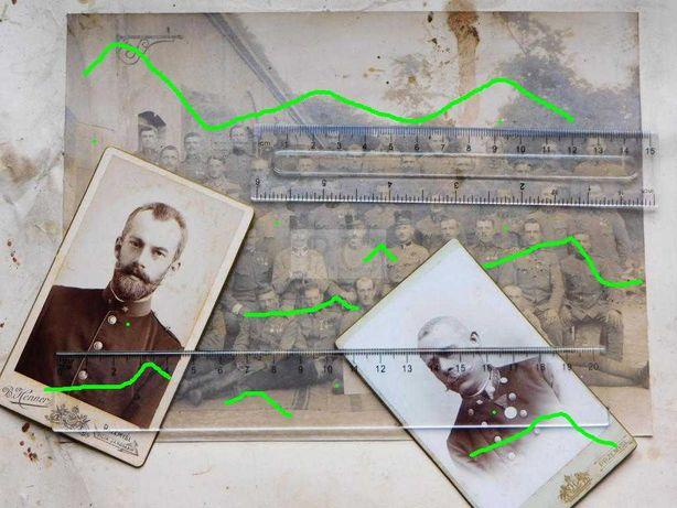 zdjęcia Twierdza Przemyśl Fort Łętownia detale mundur odznaka