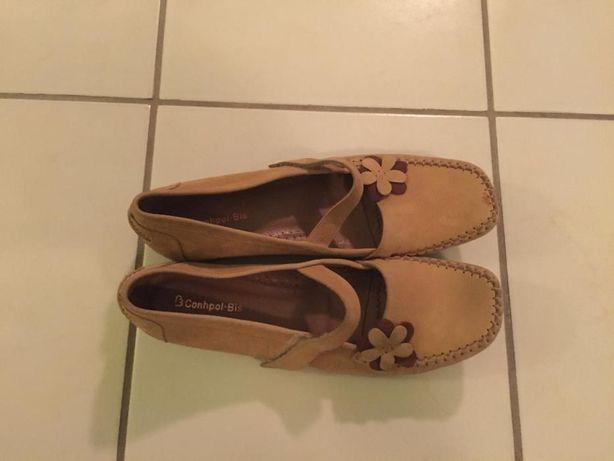 pantofle wiosenne