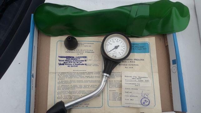 Próbnik ciśnienia sprężania PCS-1 PCS-2 do fiata 126p