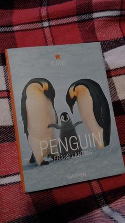 Taschen penguin frans lanting icons Книга