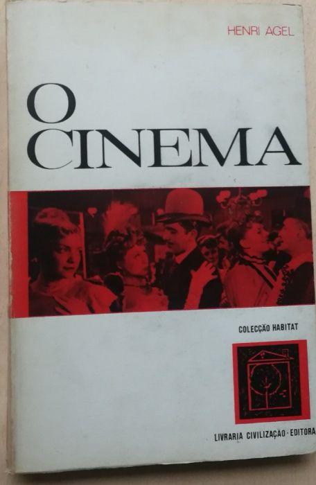 o cinema, henri agel, colecção habitat Estrela - imagem 1