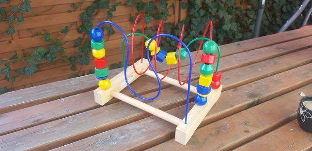 Zabawka edukacyjna mula ikea