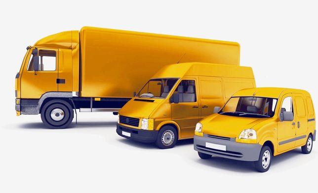 Вантажні перевезення - Грузовое такси