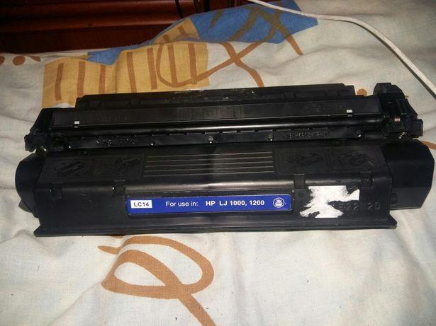 Картридж HP 1000, 1200 LC14