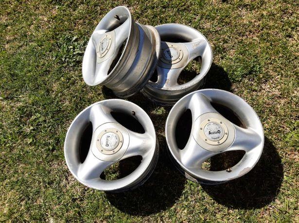Jantes usadas Alessio Racing Wheels 13'' 4x100 5.5Jx13H2