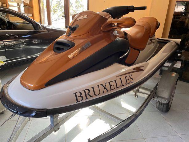 Vendo moto de água Bombardier GTX Sea Doo