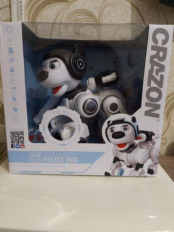 Интерактивная музыкальная собака-робот