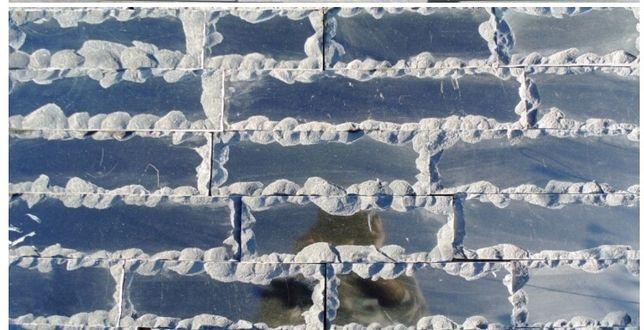 Плитка базальт РУСТ. Полірована та не полірована. Природний камінь