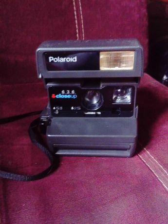 Aparat polaroid 636 close-up