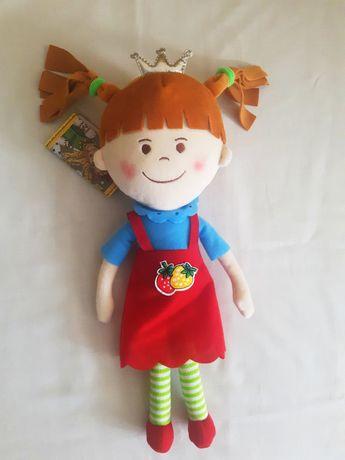 Мягкая кукла Царевна (м/с жила была царевна)