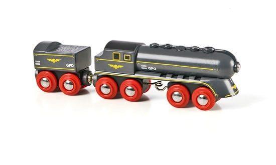 Пассажирский экспресс BRIO 33697 для деревянной железной дороги
