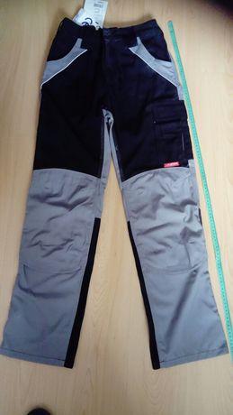 Spodnie robocze.