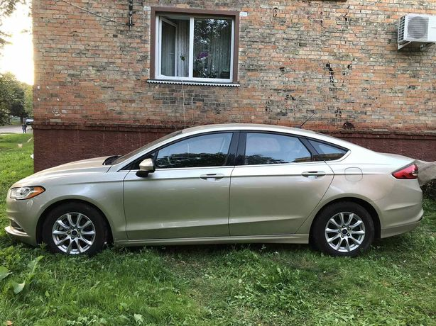 Ford Fusion 2017 Форд Фюжн