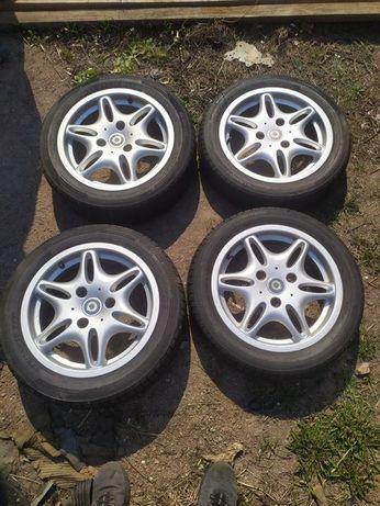 Литые диски с резиной колёса на смарт smart