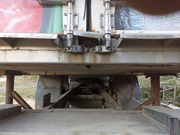 Ремонт и усиление рамы грузовых автомобилей