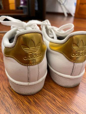 Adidas Superstar Dourados