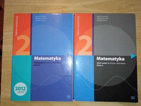 Matematyka 2 dla liceum i technikum