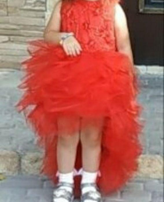 Продам детское платье Дзюбы - изображение 1