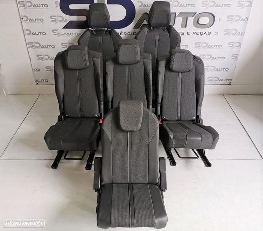 Interior / Conjunto Bancos GT-Line - Peugeot 5008