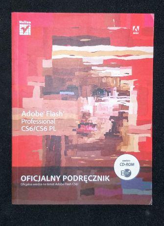 Adobe Flash Professional CS6/CS6 PL. Oficjalny podręcznik + CD