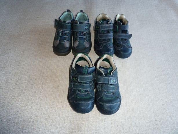 кожаные ботинки Кларкс Clarks , р 24, 26 и 27.5 в идеале
