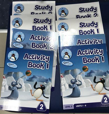 Pingus English Учебники