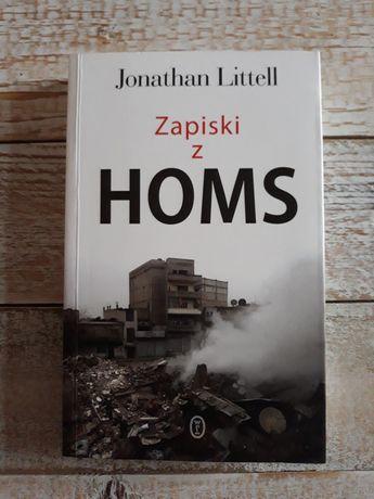 Zapiski z Homs. Jonathan Littell
