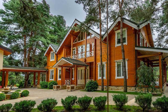 Продажа уникального дома с выходом на воду в Лебедевке