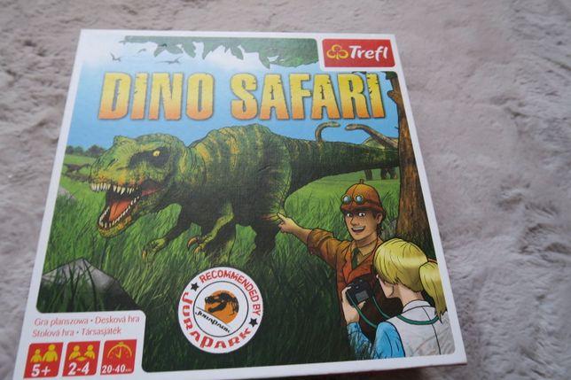 Gra Dino Safari