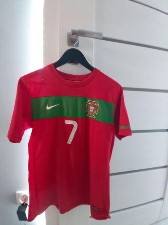 Koszulka Ronaldo Portugalia 2010 rok