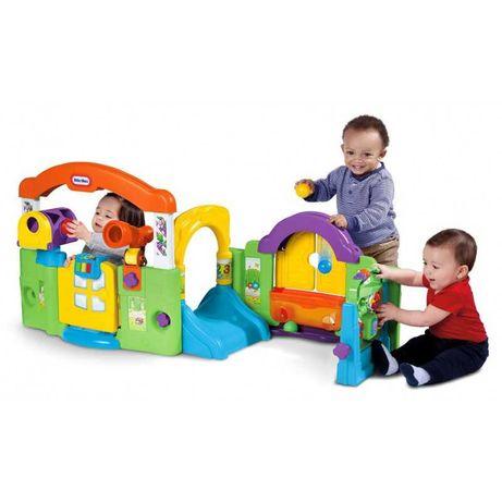 Centrum zabaw Little Tikes! Plac zabaw. Interaktywny domek.